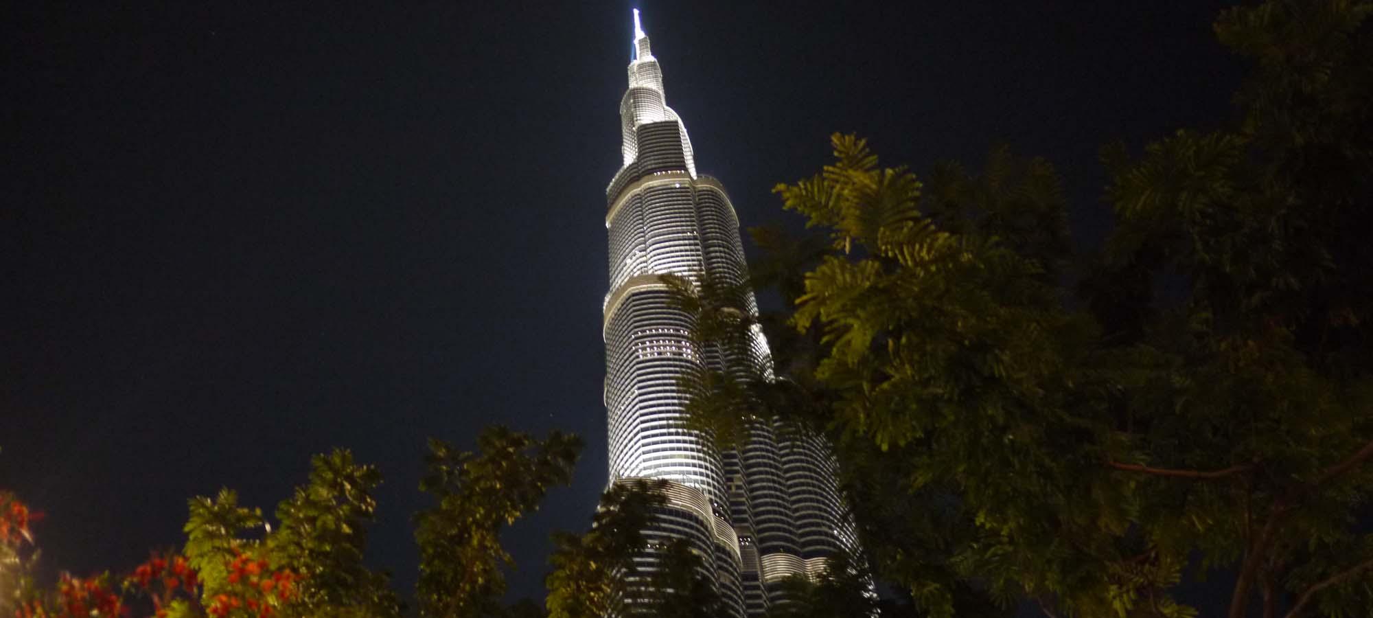 Dubai 2011 – Mövenpick und Emirates Towers